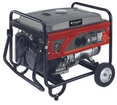 Power Generator (Petrol) RT-PG 5500 D; EX; CZ Produktbild 1