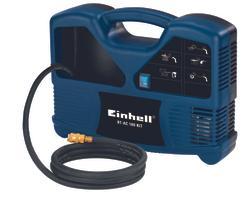 Air Compressor Kit BT-AC 180 Kit; EX; BR; 220 Produktbild 1