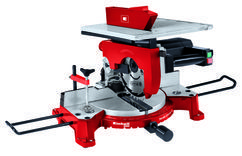 Productimage Mitre Saw with upper table TH-MS 2513 T