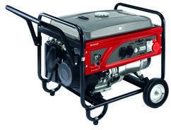 Power Generator (Petrol) RT-PG 5500 D Produktbild 2