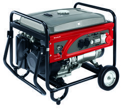 Power Generator (Petrol) RT-PG 5500 D Produktbild 1