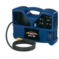Air Compressor KCK 180 Set Produktbild 1