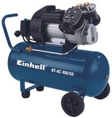 Air Compressor BT-AC 400/50 Produktbild 1