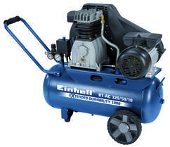 Air Compressor BT-AC 320/50/10 Produktbild 1