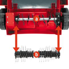 Electric Scarifier Kit E-VL 1231 Detailbild 1