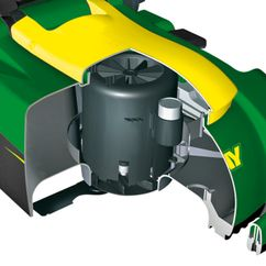 Electric Lawn Mower Supra 4210 E Detailbild 1