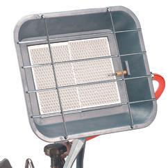 Gas Heater GS 4600; EX; PL Detailbild 1