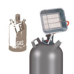 Gas Heater GS 4600; EX; PL Detailbild 2