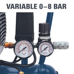 Air Compressor BT-AC 230/24; EX; AUS Detailbild 1
