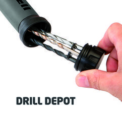 Impact Drill RT-ID 75; EX; NZ Detailbild 1