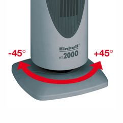 Fan Heated Tower HT 2000 Detailbild 1