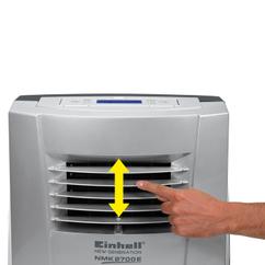 Portable Air Conditioner NMK 2700 E Detailbild 1