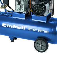 Air Compressor BT-AC 340/100; EX; CL Detailbild 1