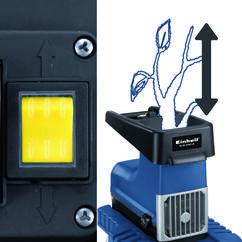 Electric Silent Shredder BG-RS 2540/1 CB Detailbild 1
