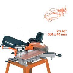 Sliding Mitre Saw KGSZ 4300 UG Detailbild 1