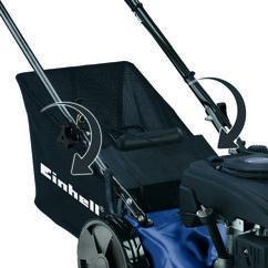 Petrol Lawn Mower BG-PM 46/1 S;EX; BR Detailbild 1