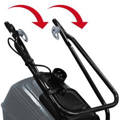 Electric Lawn Mower ERM 1300/36 Detailbild 1