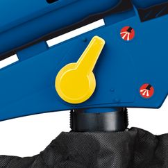 Electric Leaf Vacuum REL 2100 Detailbild 1