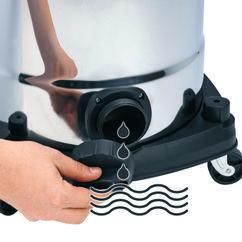 Wet/Dry Vacuum Cleaner (elect) RT-VC 1525 SA; EX; CH Detailbild 1