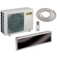 Split Air Conditioner Split 1200 Flat EQ C+H Detailbild 1