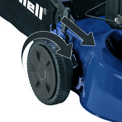 Petrol Lawn Mower BG-PM 46 S Detailbild 1