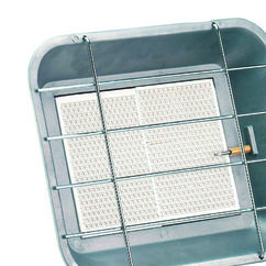 Gas Heater GS 4600 (DE/AT) Detailbild 3