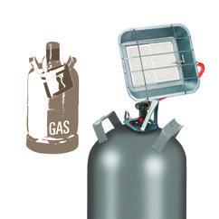 Gas Heater GS 4600 (DE/AT) Detailbild 2