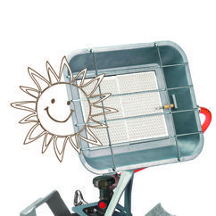 Gas Heater GS 4600 (DE/AT) Detailbild 1