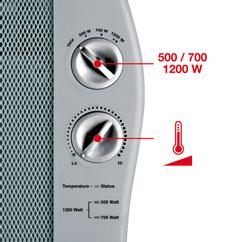 Wave Heater WW 1200 Detailbild 1