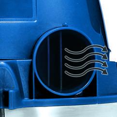 Wet/Dry Vacuum Cleaner (elect) BT-VC 1250 SA; EX, UK Detailbild 1