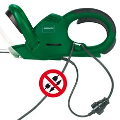 Electric Hedge Trimmer GLH 666 Detailbild 1