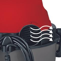 Wet/Dry Vacuum Cleaner (elect) TH-VC 1815 Detailbild 5