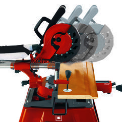 Sliding Mitre Saw RT-SM 305 L Detailbild 1