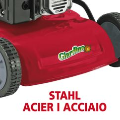 Petrol Lawn Mower BRM 46/3.75; EX; CH Detailbild 1