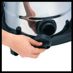 Wet/Dry Vacuum Cleaner (elect) TE-VC 2230 SA Detailbild 8