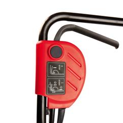 Electric Lawn Mower E-EM 1538 Detailbild 4