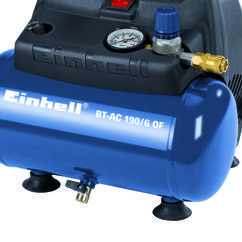 Air Compressor BT-AC 190/6 OF Detailbild 1