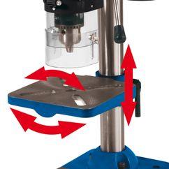 Bench Drill RTB 500; Ex; CH Detailbild 1