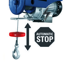 Electric Hoist BT-EH 250 Detailbild 8
