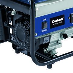 Power Generator (Petrol) BT-PG 2800 Bivolt; EX; BR Detailbild 1