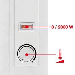 Bathroom Heater BH 2000 Detailbild 1