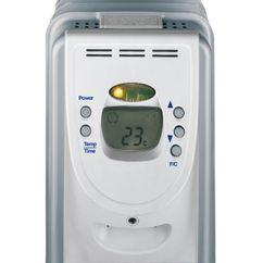 Oil-filled Radiator DOR 920 LCD; UK;EX Detailbild 1