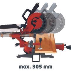 Universal Sliding Mitre Saw RT-XM 305; EX; AUS Detailbild 1