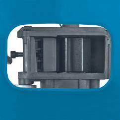 Electric Silent Shredder BG-RS 2540 CB Detailbild 1
