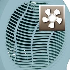 Heating Fan HKL 2000 Detailbild 4