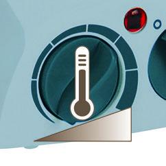 Heating Fan HKL 2000 Detailbild 3