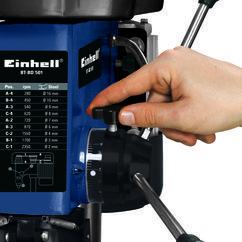 Bench Drill BT-BD 501 Detailbild 2