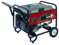 Power Generator (Petrol) RT-PG 5500 D; EX; CZ Detailbild 1