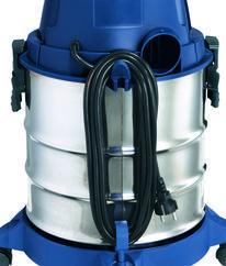Wet/Dry Vacuum Cleaner (elect) BT-VC 1250 SA; EX; CH Detailbild 1