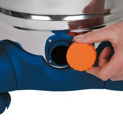 Wet/Dry Vacuum Cleaner (elect) INOX 1450-25 WA; EX; AT Detailbild 1